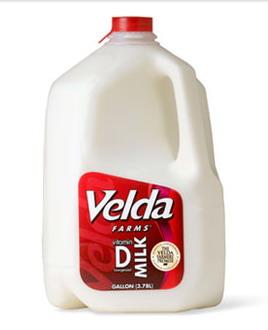 Velda Farms logo
